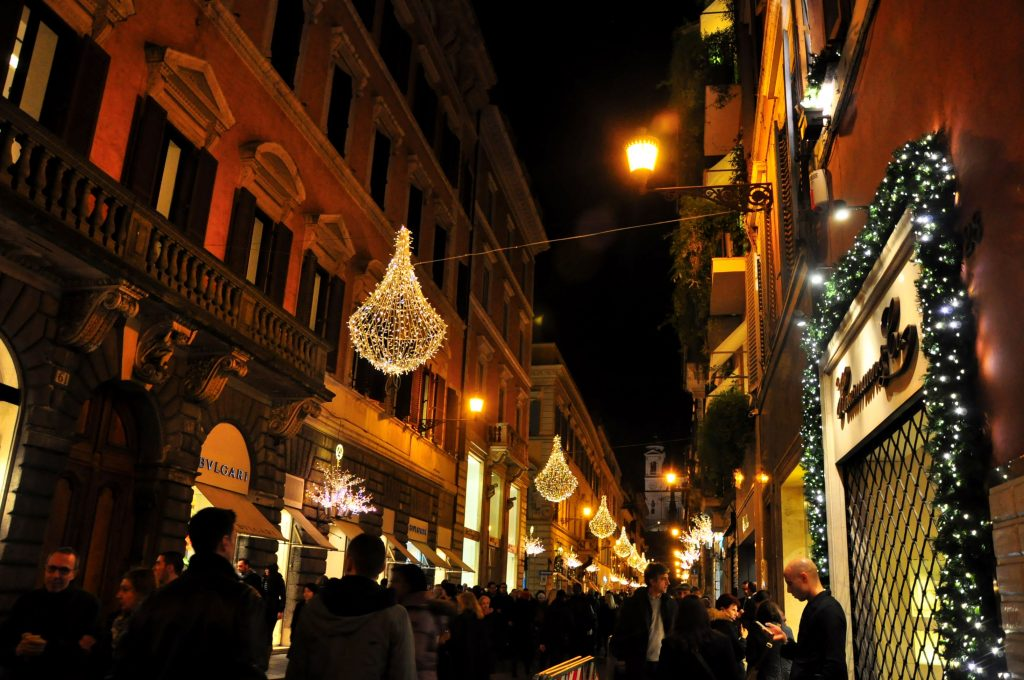 What to do in Rome at night