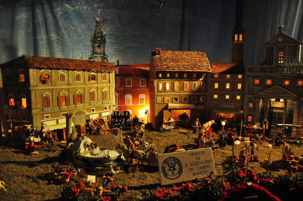What is open over Christmas in Rome?
