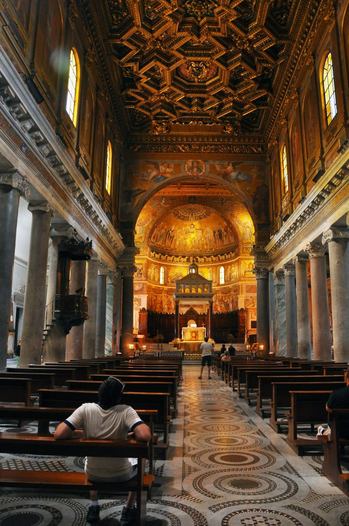The best churches in Rome