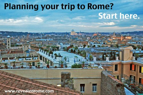 Start planning your trip to Rome