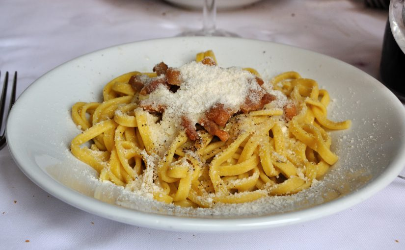 Do you have to book restaurants in Rome?