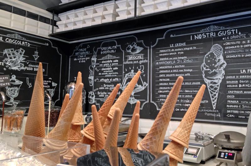 Come il Latte best gelato in Rome