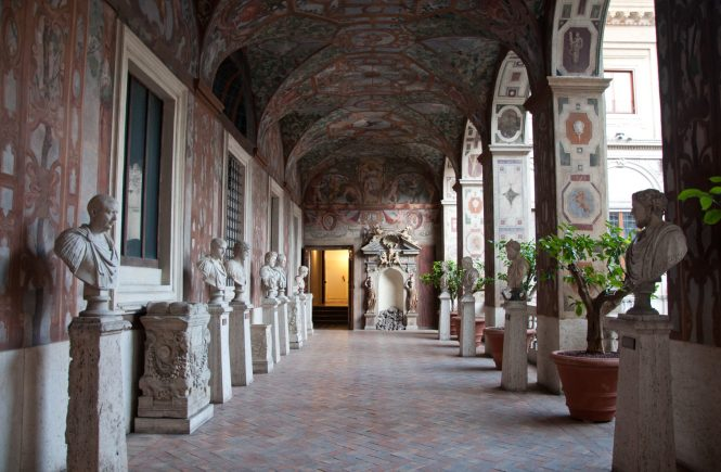 Palazzo Altemps, a wonderful museum in Rome