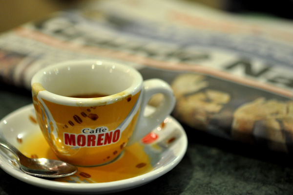 Where to find the best coffee in Rome