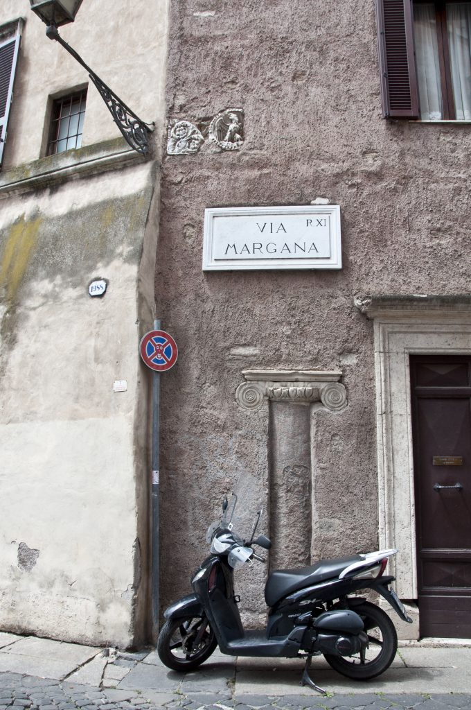 What to see in the Jewish Ghetto - Piazza Margana