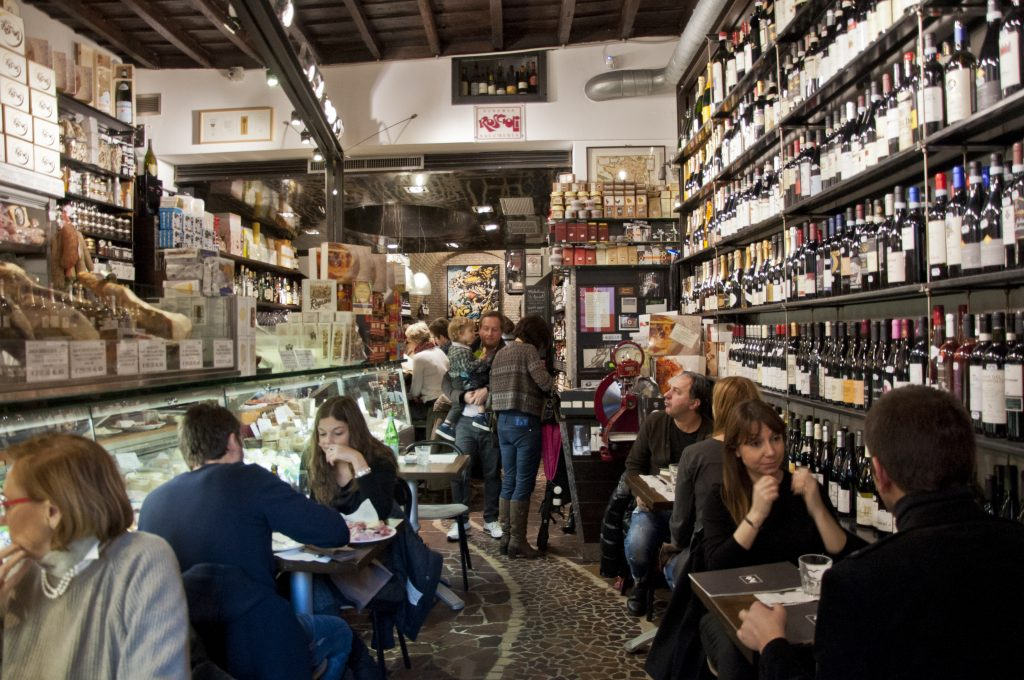 Book restaurants in Rome