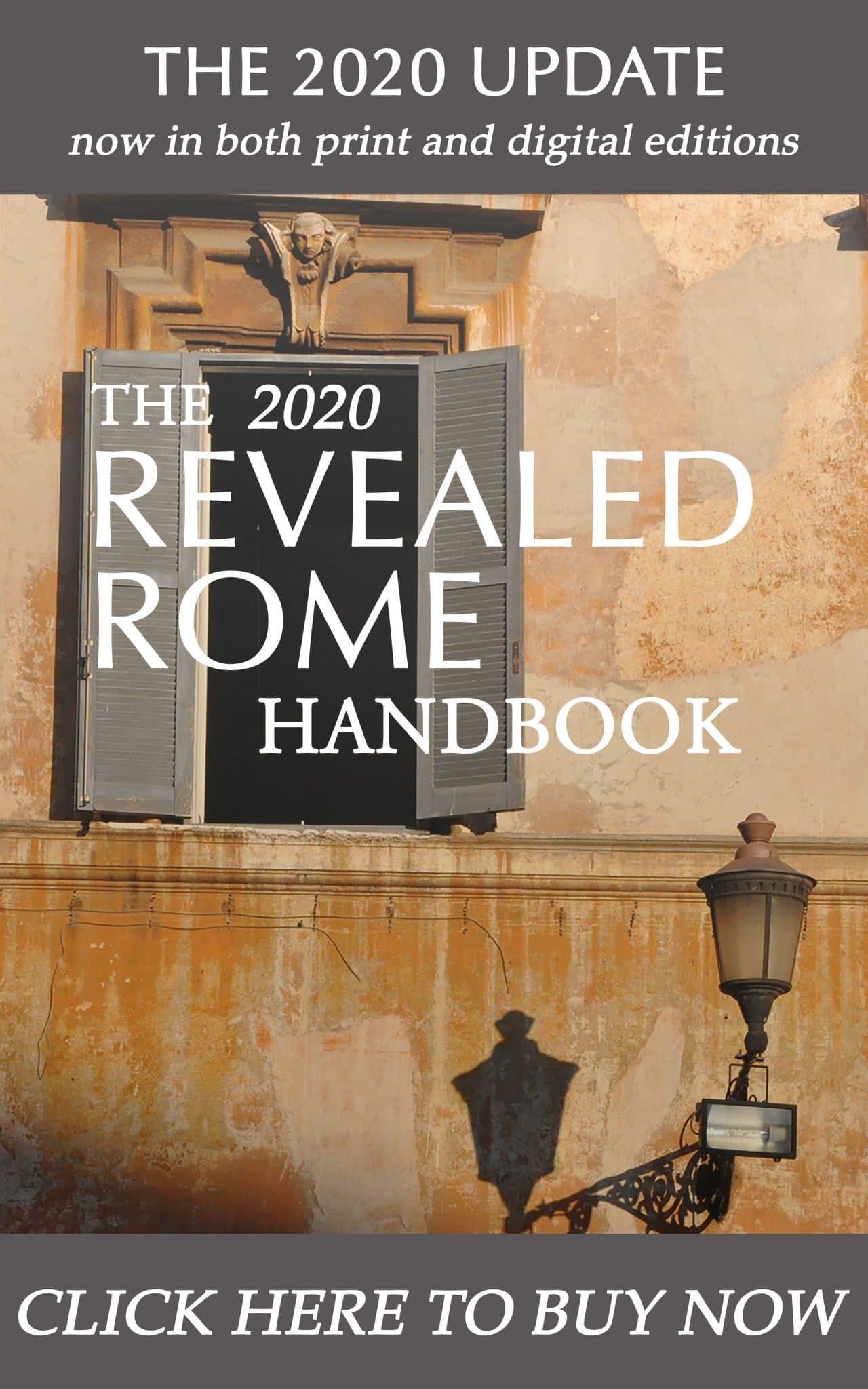 The Revealed Rome Handbook